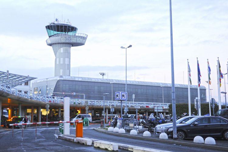 Bordeaux Merignac airport