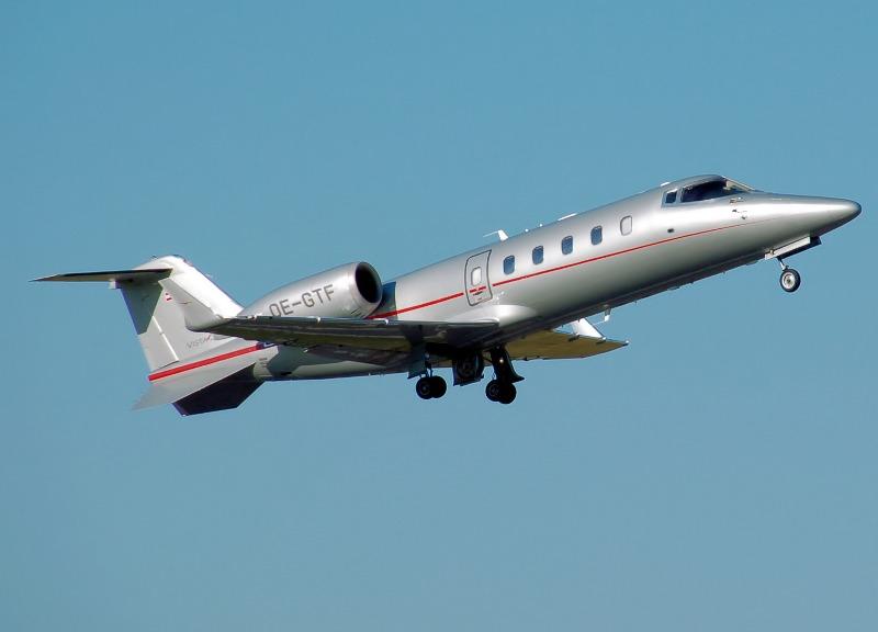 Bomardier Learjet 60