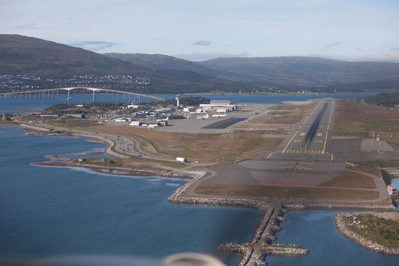 Tromsø Langnes airport