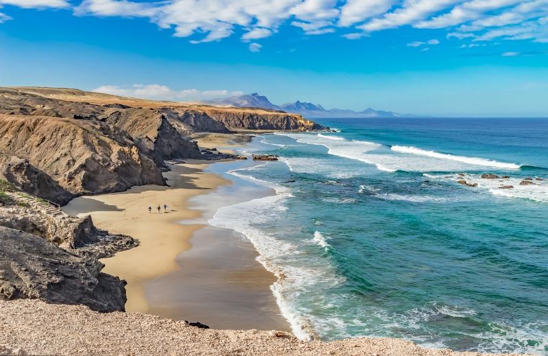 private jet to Fuerteventura