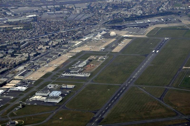 Paris Le Bourget airport