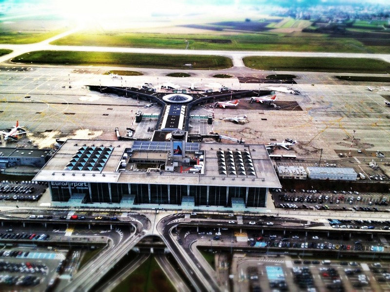 Basel Mulhouse airport