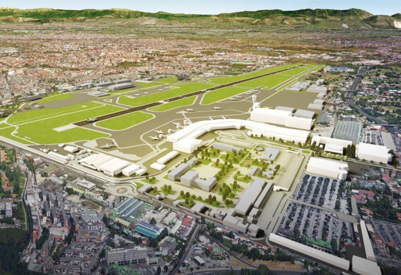 Naples Capodichino airport