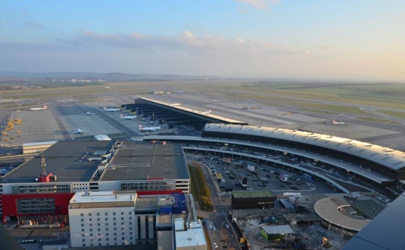 Wien Schwechat airport