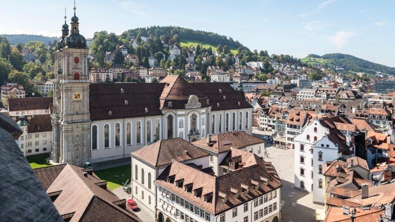 private jet to Altenrhein St Gallen