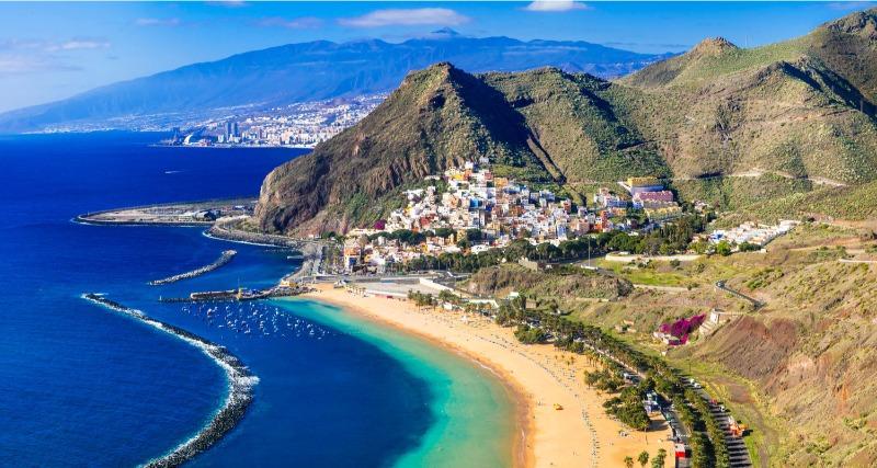 private jet to Tenerife
