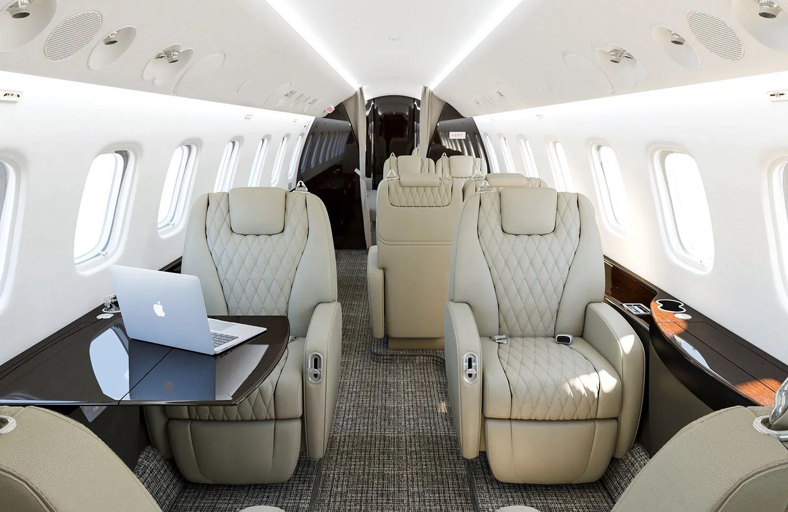 Embraer Legacy 650 E